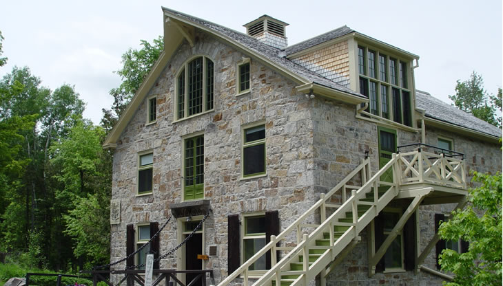 The Naismith Museum at the Mill of Kintail