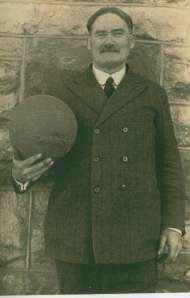 Dr. James Naismith, the inventor of basketball
