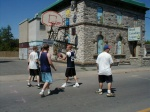 Naismith Basketball Foundation 3-on-3 Festival in Almonte, 2002