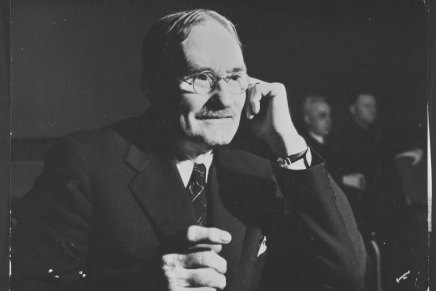 Professor discovers only known audio recording of James Naismith